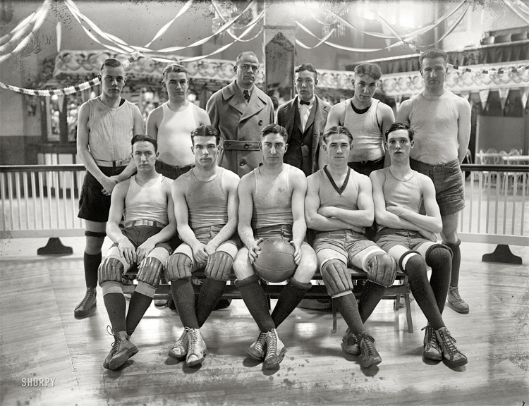 1926 Catholic University basketball team